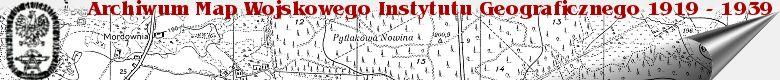 Archiwum Map WIG (Polski strona)